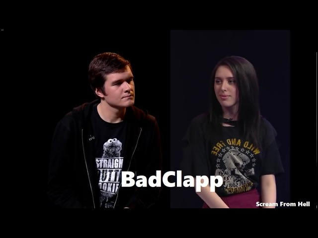 BadClapp | Kate Clapp BadComedian 2