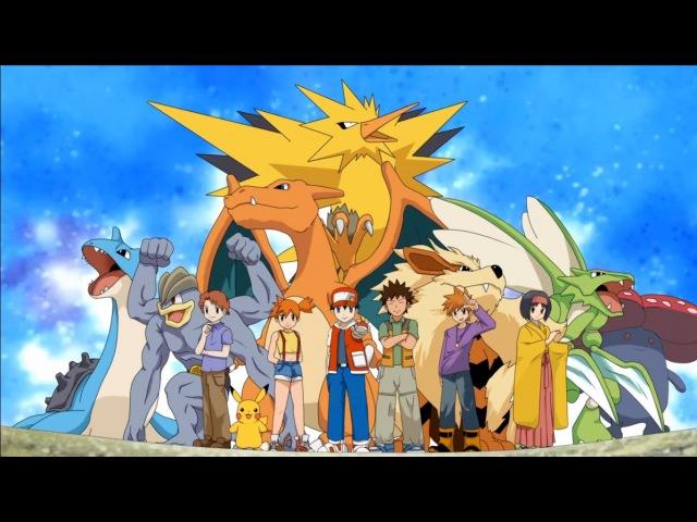 Pokemon Estilo Opening de Digimon ▬ 【Español Latino】 ▬ ポケモンアドベンチャー【デジモンOPパロ】