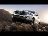 Обзор мода Toyota Land Cruiser VXR для Grand Theft Auto V