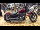 2017 Harley-Davidson Breakout Custom ''PENZL'' Exhaust * see also Playlist
