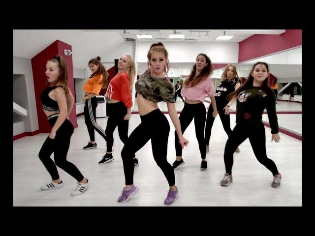 Chris Brown- QUESTIONS | Dancehall CHOREO by Polina Dubkova
