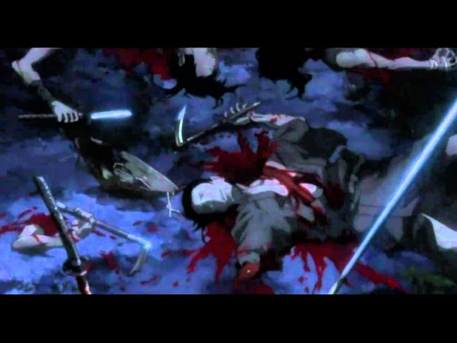 Afro Samurai ~ Voodoo People AMV (Pendulum Remix)