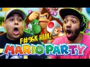 [HILARIOUS!] THIS MODAPH%KA IS A REAL PROBLEM!! [MARIO PARTY 10]