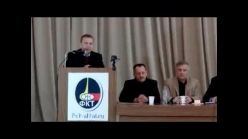 Ефимов о Путине, Федорове, ГП, инфляции и национальности