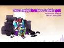 YOUR NEIGHBROHOOD SKELEPAL - Underverse 0.3 part 1 soundtrack [By Jakei]