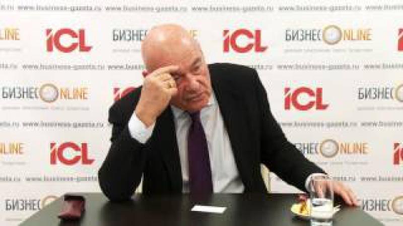 Владимир Познер: К татарам у меня есть интерес