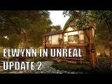Elwynn Forest in Unreal 4 Update 2