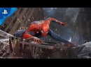 Marvel's Spider Man PS4 Trailer E3 2017