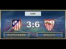 20.05.2017. Athletico Madrid - Sevilia. Nizhny Tagil. Школа №64. Afl.