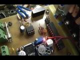 Atmega8 ШИМ управление мотором постоянного тока