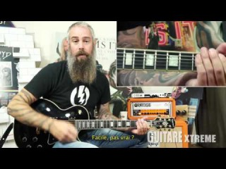 Guitare Xtreme Magazine 77 - Björn Gelotte (In Flames)