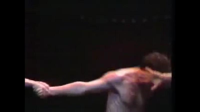 Морис Бежар. Танго