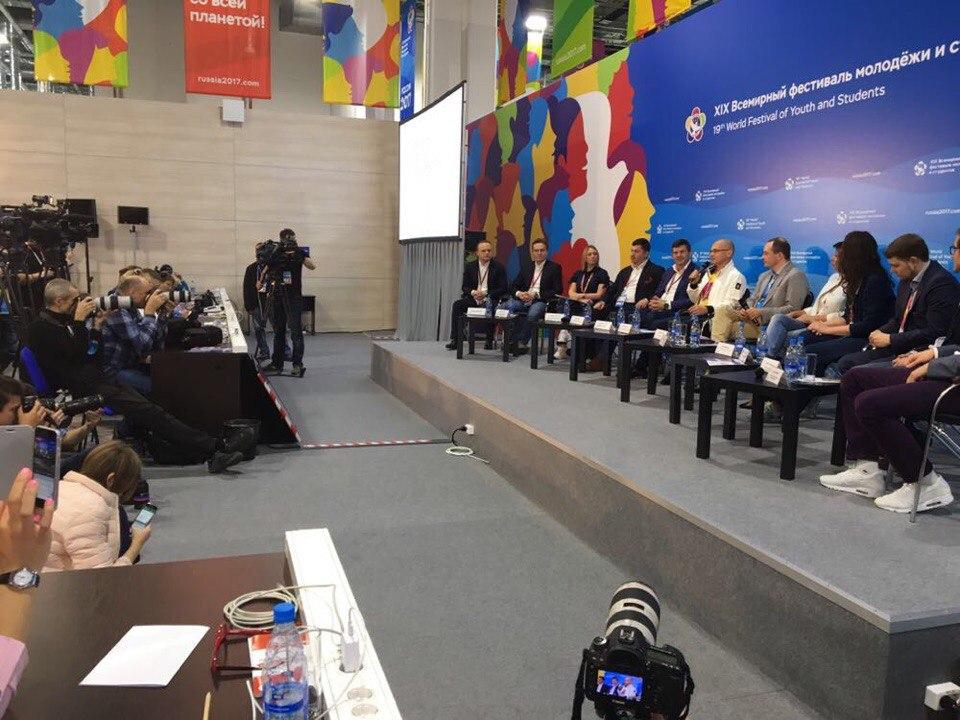 Кириенко поведал очетырех проектах платформы «Россия— страна возможностей»