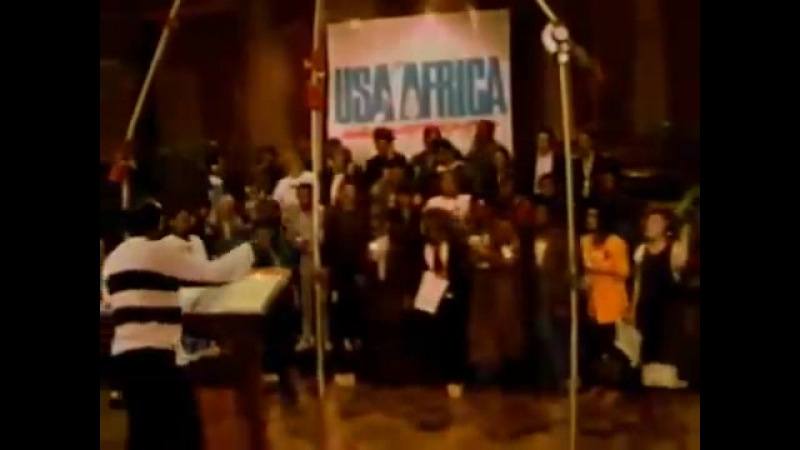 USA FOR AFRICA - We Are The World - YouTube