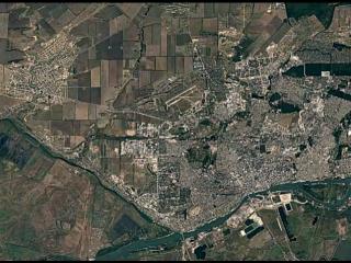 32 года из жизни Ростова-на-Дону, Google Earth. Декабрь 2016. Ростов-на-Дону