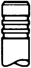 Впускной клапан для BMW 7 (F01, F02, F03, F04)
