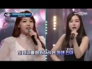 Lina (Wanna.B) and Minah (Girl's day) - Something