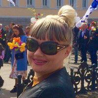 Анкета Дарья Овсянникова