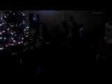 Студия современного танца Dance Show и наш ЭКСПЕРИМЕНТ! Дискотека 80х и 90х! Новый год 2017, Кольчугино, Ахтамар