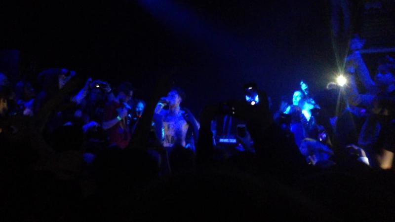 Boulevard Depo/Carolina Blue Eyes Demon @Aglomerat 30.09.17