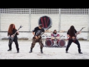 WARCURSED - Renegades From Hell (OFFICIAL MUSIC VIDEO)