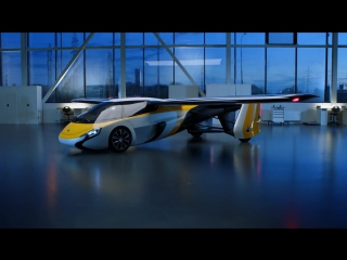 AeroMobil - Flying Car 4.0 Promo