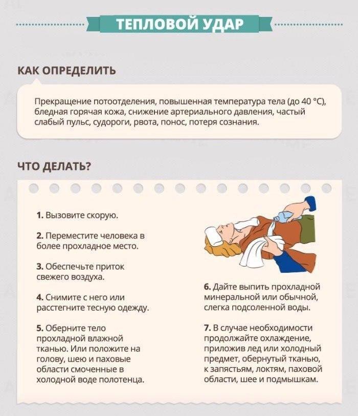Оказание первой медицинской помощи: простые правила