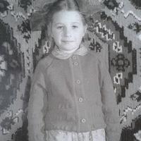 Анкета Катерина Лудкова