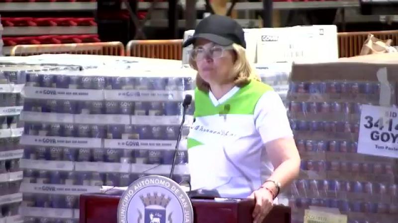 Пуерто Рико просит помочь San Juan Mayor Mayday Call to the World
