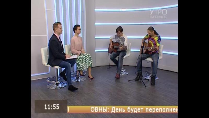 Тимофей Уваров и Александр Филатов -