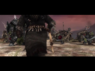 Warhammer- Mark of Chaos - Battle March (Orcs Campaign Cutscene 1)