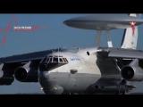 «Всевидящий» А-50У в действии: военные впервые показали новейшую летающую РЛС