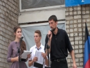 2017 09 08 Д К концерт на день посёлка Александровка