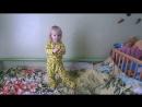 Анечка танцует Мишку 3 годика