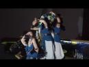 Dota2 night Meepo dance and cosplay