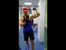Pumping of biceps
