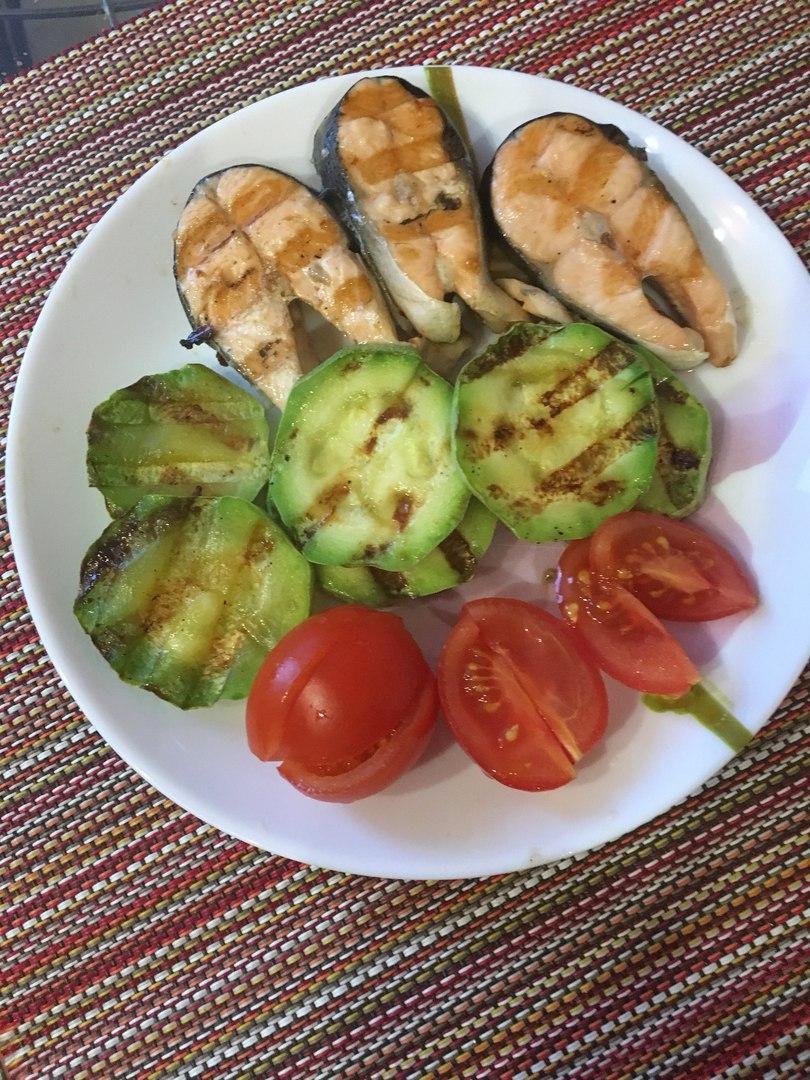 здоровое питание рыба рецепты
