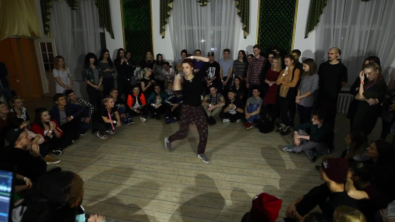 DHI SIBERIA 2016 BATTLE OF STYLES FINAL HOUSE TITO vs DANCEHALL GAIKA