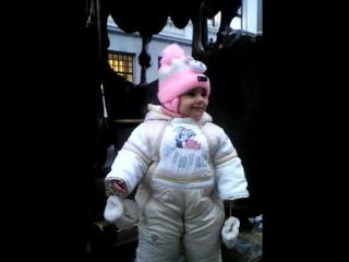 моя принцесса на карете