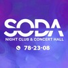 SODA OREL - NIGHT CLUB & CONCERT HALL