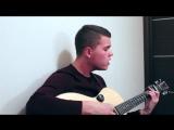 Баста - Выпускной (Медлячок) _ кавер на гитаре (Афанасьев Александр)