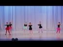 «Стиляги» Современные танцы.