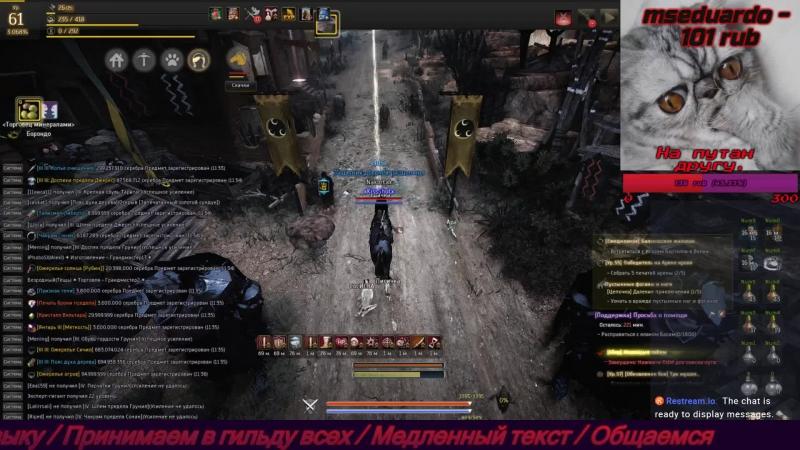 Black Desert Online [Стрим] Hi5 resurrected