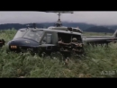 UH 1 Huey Helicopter in Vietnam Rolling Stones Gimme Shelter HD