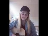 Моя Мишель - Дура (Красивая блондинка шикарно поет)