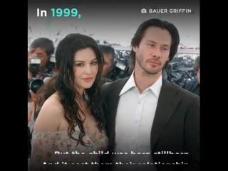 Keanu Reeves' inspiring story