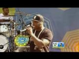50 Cent - In Da Club (LIVE On GMA 2014)
