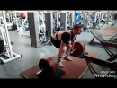 Deadlift 419 lb💪 by athlete team ovchinnikschool Never Give Up👉 Always fight to the end👈😎 lift powerlifting deadlift power