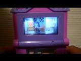 Видео обзоры игрушек - Домик с проектором