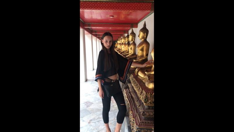 WAT PHO 🇹🇭Thailand,Bangkok🖤 With gold Buddha 🇹🇭 thailand bangkok watpho goldbuddha temple watphotemples